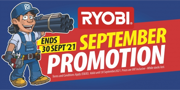 OUR AUGUST PROMOTION HAS BEEN EXTENDED!