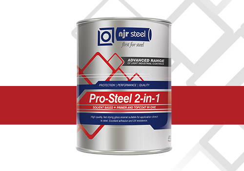 Pro-Steel 2-in-1 Solvent Based