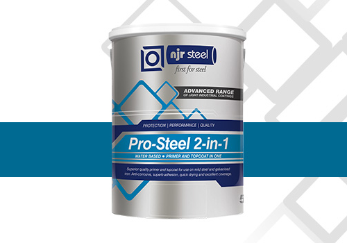 Pro-Steel 2-in-1 Water Based