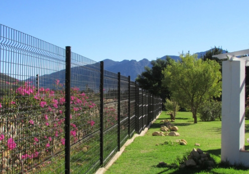 Steel Palisade Fencing Prices